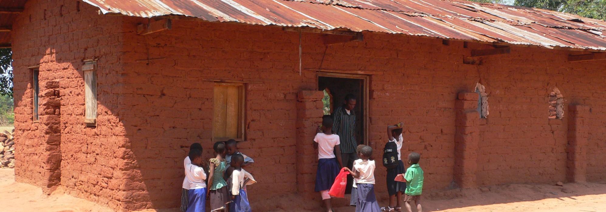 L'amélioration des conditions d'écoliers...